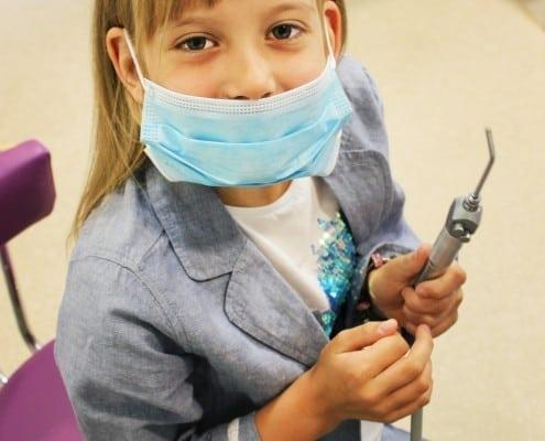 vaiku dantu gydymas